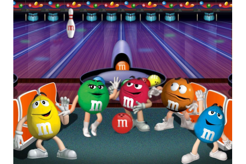 Bowling fun! | M&M'S The Sweet Spot | Pinterest | The o ...