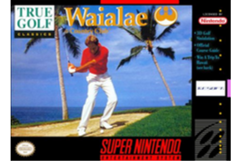 True Golf Classics: Waialae Country Club - Wikipedia