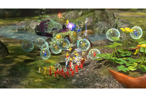 Pikmin 3 Review – Wizard Dojo