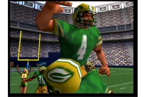NFL Quarterback Club '99 Nintendo 64 Game