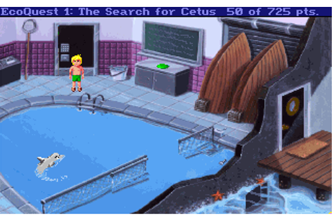 Download EcoQuest - The Search for Cetus | Abandonia