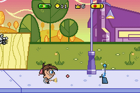 Play Fairly OddParents!, The - Breakin' da Rules Nintendo ...