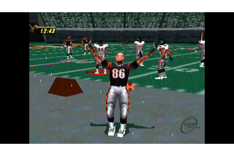 NFL Xtreme 2 ... (PS1) 60fps - YouTube