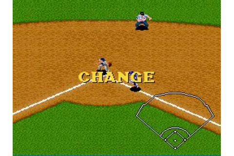 SNES - Ken Griffey Jr. Presents Major League Baseball ...