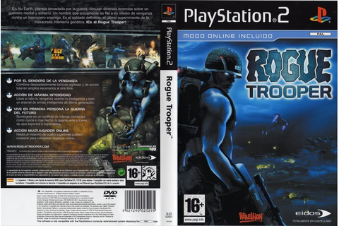 Download Game Rogue Trooper PS2 Full Version Iso For Pc ...