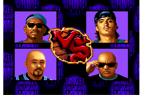 Download Barkley: Shut Up and Jam 2 (Genesis) - My Abandonware
