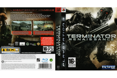 BLES00537 - Terminator Salvation
