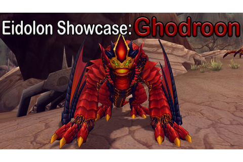 Eidolon Showcase: Ghodroon | Aura Kingdom - YouTube
