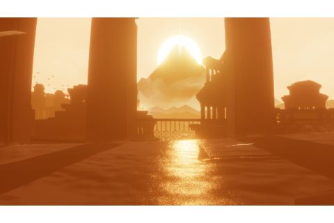 Journey (PS4 / PlayStation 4) Screenshots