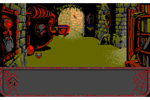 Legend of Djel (1989) by Coktel Vision Amiga game