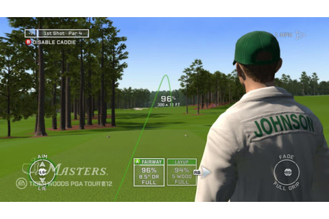 Tiger Woods PGA TOUR® 12: The Masters - Download