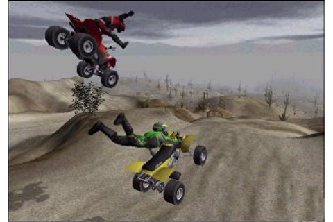 ATV Offroad Fury Review / Preview for PlayStation 2 (PS2)