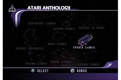 Atari Anthology Download Free Full Game | Speed-New