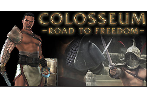 Test du jeu Colosseum : Road To Freedom sur PS2 ...