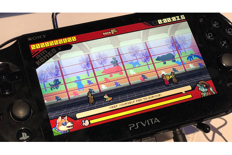 PS Vita at PSX – Russian Subway Dogs Impressions ...