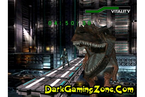 Dino Crisis 2 Game - Free Download Full Version For PC