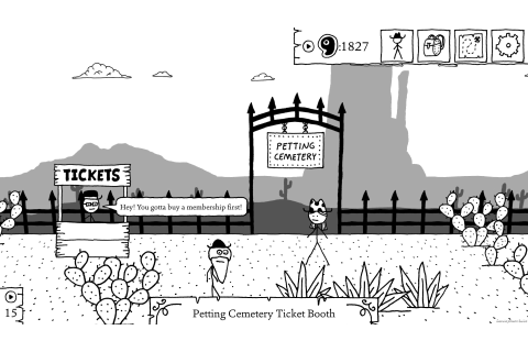 West of Loathing Trailer Condenses 23 Minutes of Gameplay ...