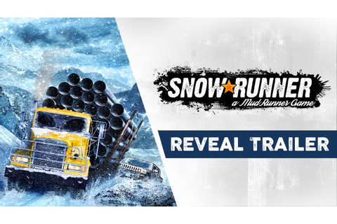 [Gamescom 2019] SnowRunner: A MudRunner Game - Reveal ...