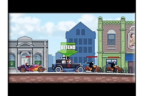 Mobster Roadster Game - YouTube