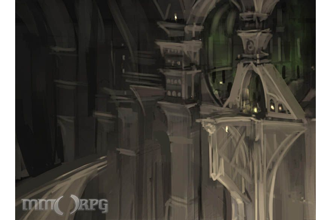 Lord of the Rings Online | Mines of Moria Concept Art ...