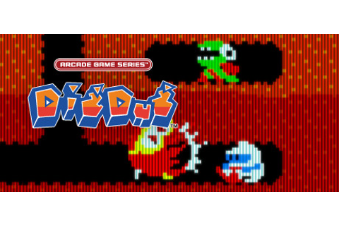 Save 50% on ARCADE GAME SERIES: DIG DUG on Steam
