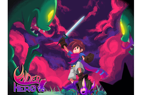 UnderHero Windows game - Indie DB