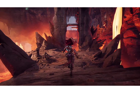 Darksiders 3 DLC Keepers of The Void Locks Cruicible and ...