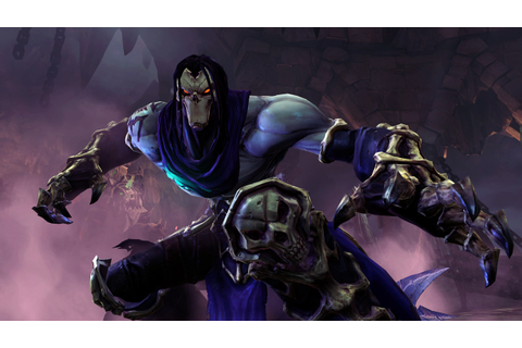 Fresh Darksiders 2 screenshots show DEATH in action