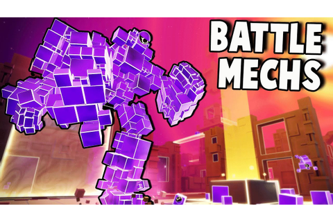 Ultimate Mech Attack Robots! Atomega Gameplay (New io Game ...