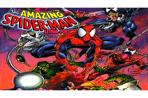 The Amazing SpiderMan : Lethal Foes (SNES) - LongPlay #6 ...