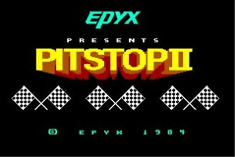 Pitstop II (C64 / Commodore 64) News, Reviews, Trailer ...