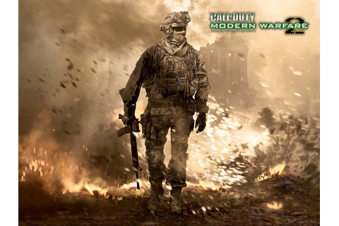 Call of Duty Modern Warfare 2 ~ Game and Photo