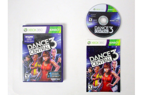 Dance Central 3 game for Xbox 360 (Complete) | The Game Guy