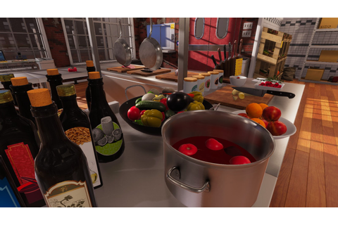 Cooking Simulator Cooking with Food Network PC Full (2019 ...