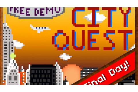 City Quest: A Point & Click Adventure by Ryan Nohr ...