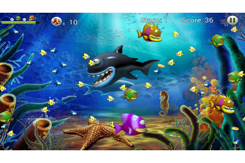 Feeding Frenzy - Eat Fish for Android - APK Download
