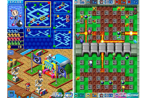 Bomberman Land Touch DS ROM - isoroms.com
