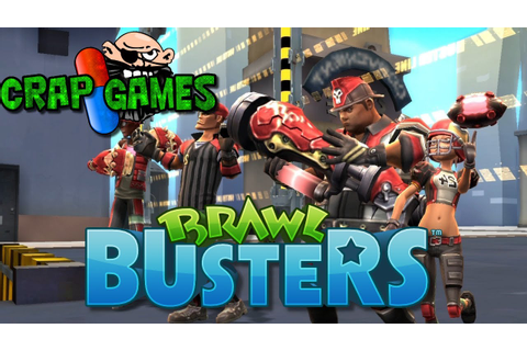 Brawl Busters - Crap Games #11 [deutsch] [HD] [Let's Crap ...
