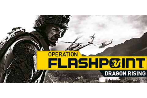 Operation Flashpoint: Dragon Rising on Steam
