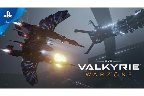 EVE: Valkyrie – Warzone Trailer Lansare – Digital Games