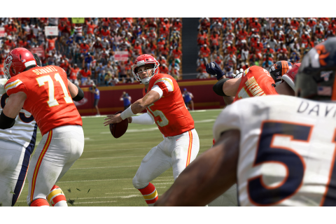 Madden NFL 20's Top 5 New Features – PlayStation.Blog
