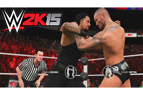 WWE 2K15 Game Free Download For PC Full Version | One Stop ...