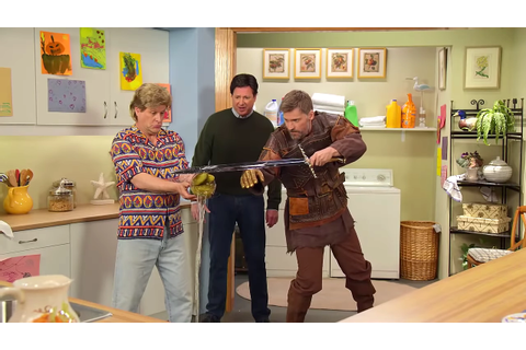 Jaime Lannister Joins the 'Full House' Family