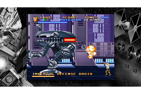Super Star Wars (PS Vita / PlayStation Vita) Game Profile ...