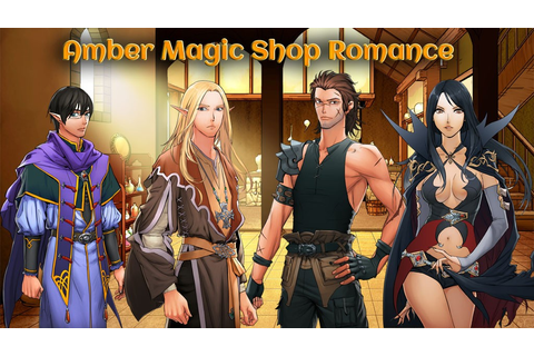 Amber's Magic Shop sneak peek | Computer Games
