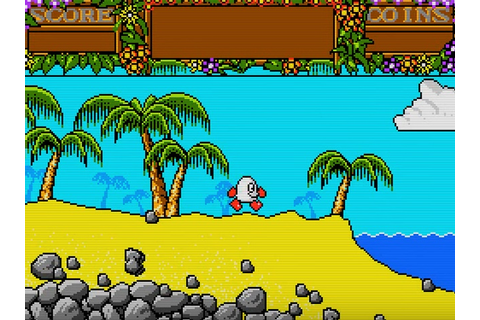 Indie Retro News: Treasure Island Dizzy - Gets a Sam Coupe ...
