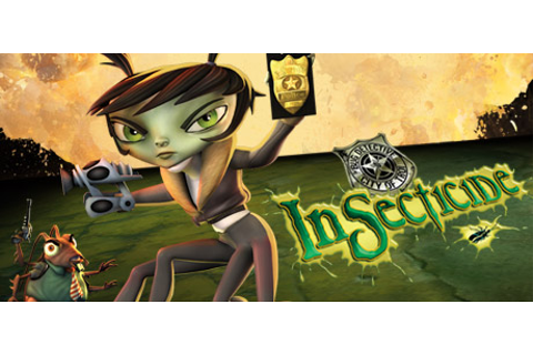 Insecticide Part 1 on Steam