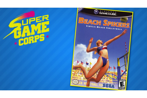 Beach Spikers - Super Game Corps - YouTube