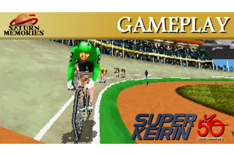 Super Keirin [Saturn] by Aspect [HD] [1080p] - YouTube