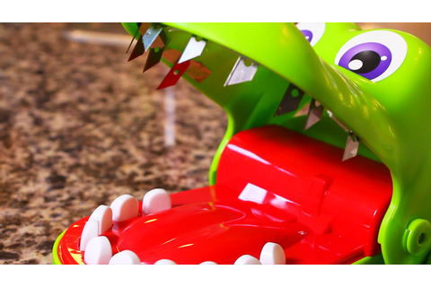 EXTREME CROCODILE DENTIST CHALLENGE! - YouTube